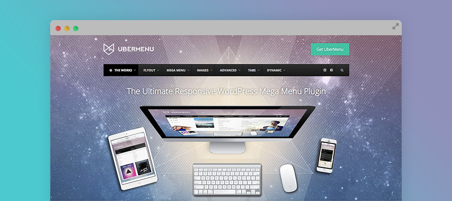 Uber Menu WordPress Plugin