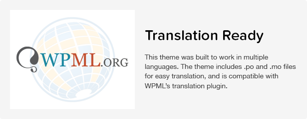 Total WordPress Theme: Translation Ready
