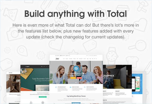 Total WordPress Theme Builder
