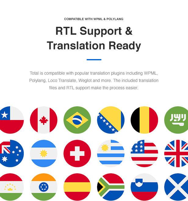 Total WordPress Theme Translation Ready  - 10 Total Translation Ready - Total – Responsive Multi-Purpose WordPress Theme