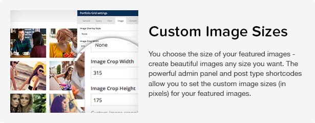 Total WordPress Theme: Custom Image Cropping
