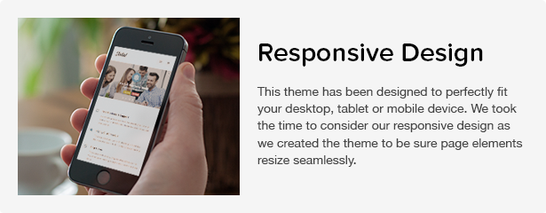 Total WordPress Theme: Responsive