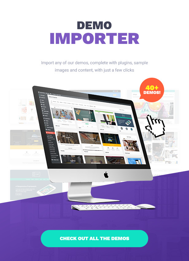 Total WordPress Theme Easy Demo Import